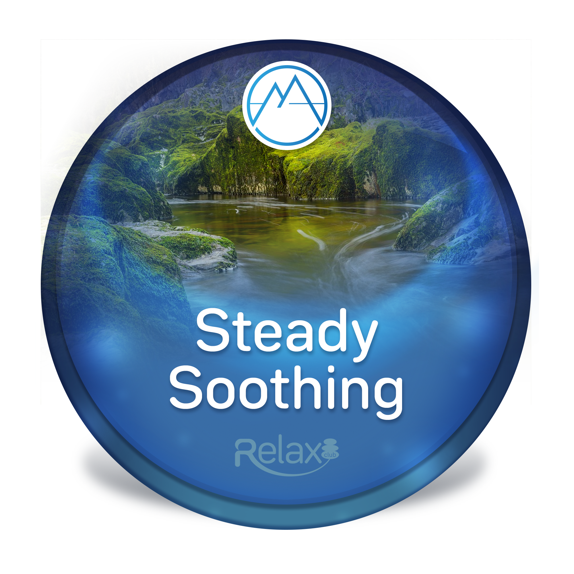 Steady Soothing Cover Image